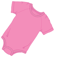 ABUniverse Coloured DiaperSuit Pink